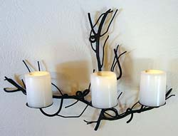 Scented Candles Vases